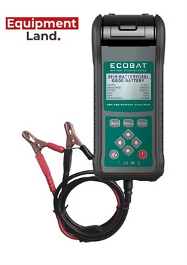 Ecobat EBT780 Battery Analyzer