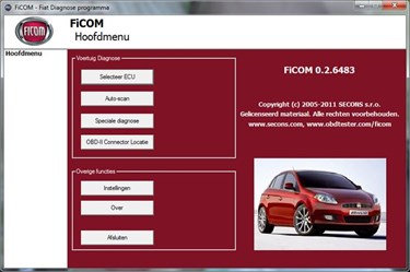 FiCOM diagnose