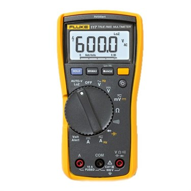 FLUKE-177 EGFID Multimeter